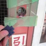 錠ケース破壊