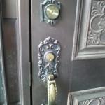 WEST装飾錠