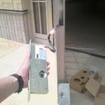 電気モーター錠